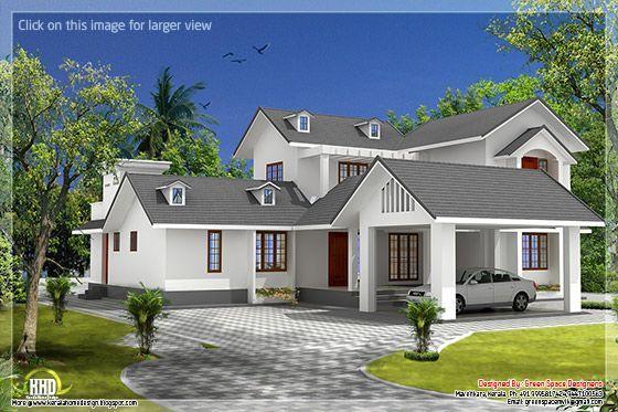 5 Zimmer Haus Mit Satteldach Art Design
