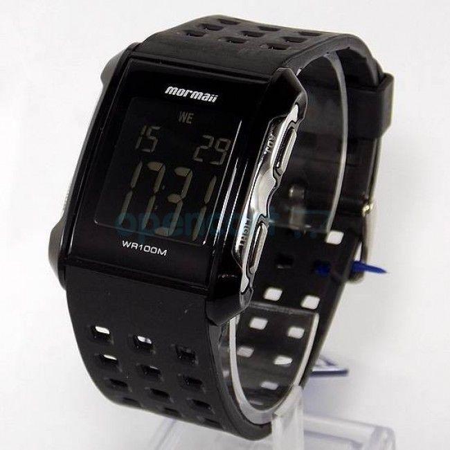 7cca27f5145 BT003 8F - Relógio de Pulso Mormaii Digital
