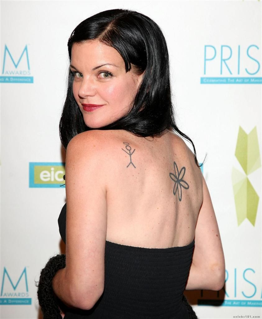 Pauley perrette born march 27 1969 is an american for Pauley perrette tattoos