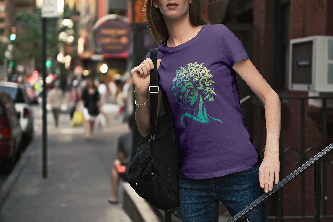 Download T Shirt Mockup Urban Edition Vol 2 On Behance