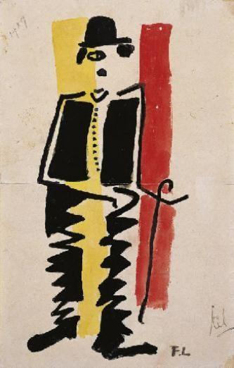 Fernand Léger, Charlot