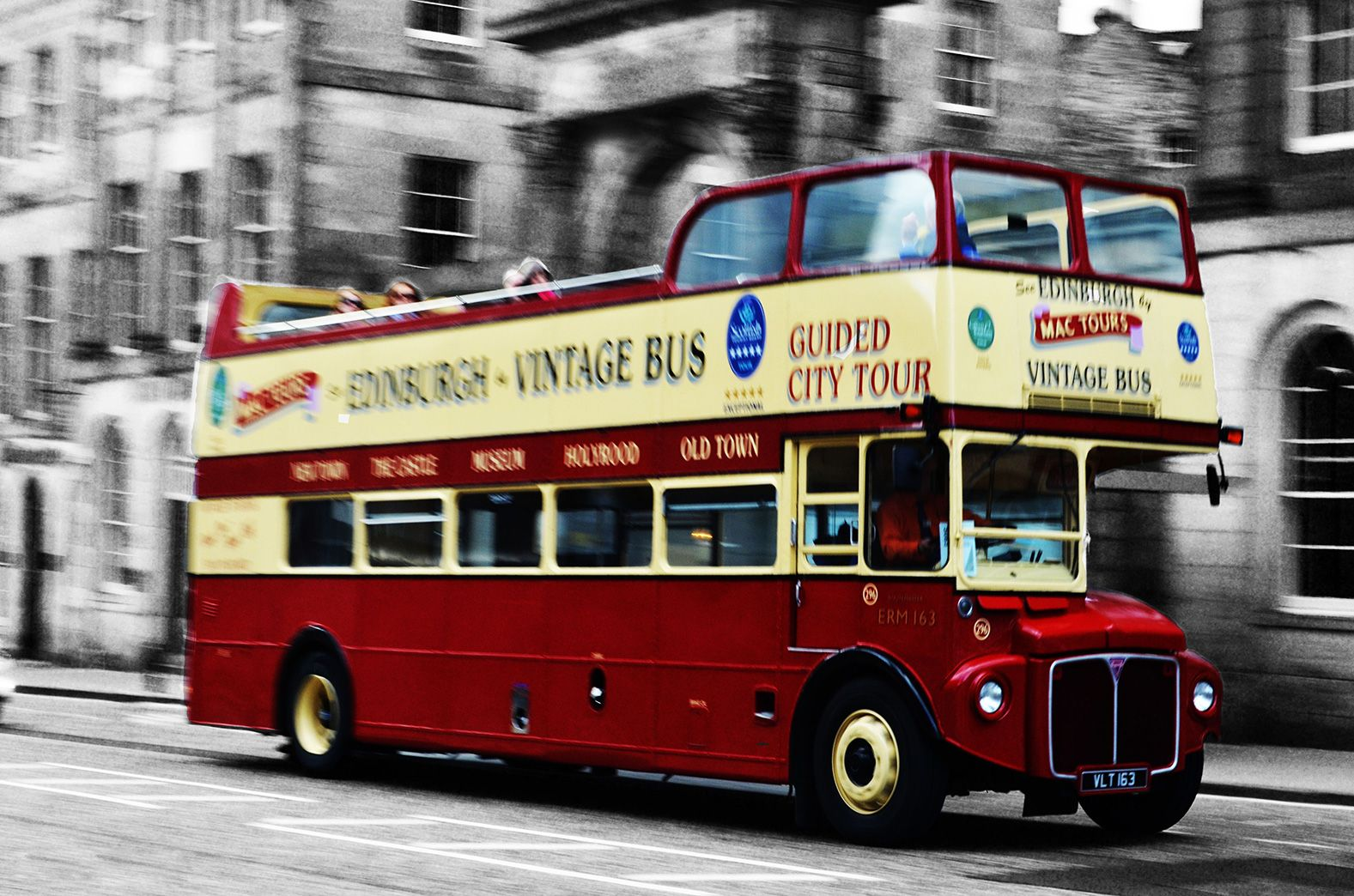 Bus Edimburgo