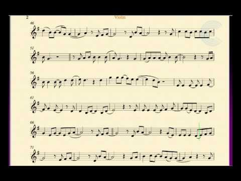 let it go violin sheet music pdf
