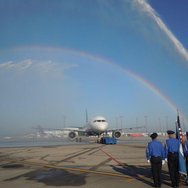 Us Airways Honor Flight Cincinnati Airport Honor Flight Quad Cities Flight Attendant
