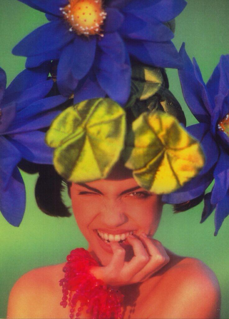 80s hat by Fernando Garcia designs  Miami Beach Florida