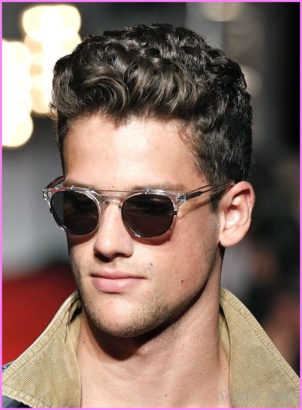 Cool Short Haircuts For Guys With Thick Curly Hair Stars Style