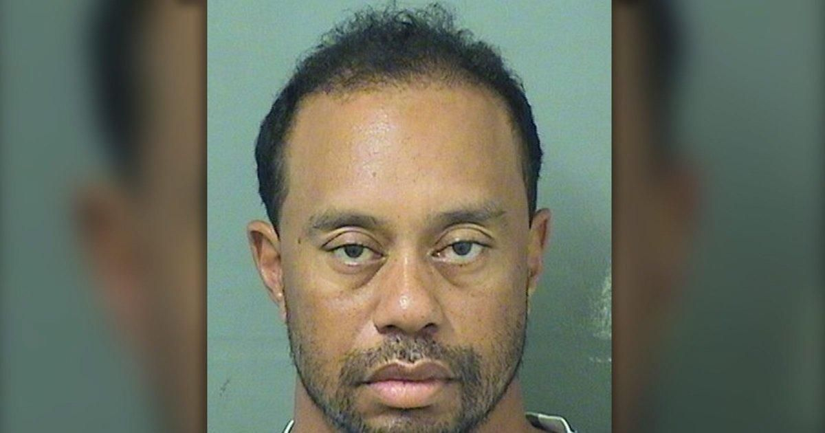 Tiger Woods was found asleep at wheel before DUI arrest in
