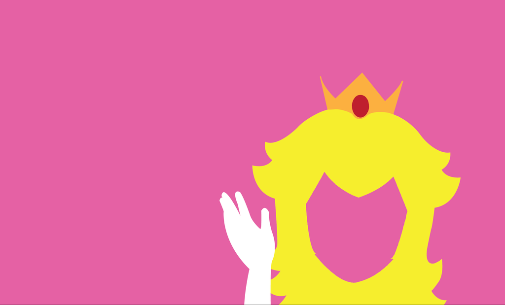 Wallpaper Princess Peach By Someelixer On Deviantart Peach Background Princess Peach Wallpaper