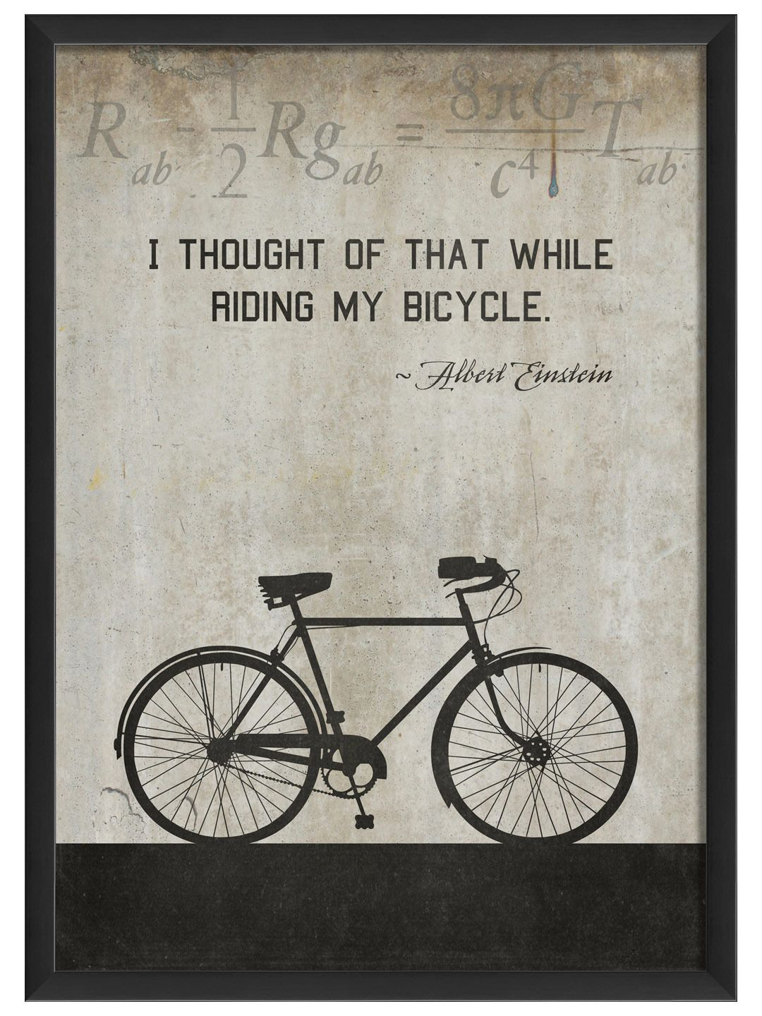 Bicycle by Einstein