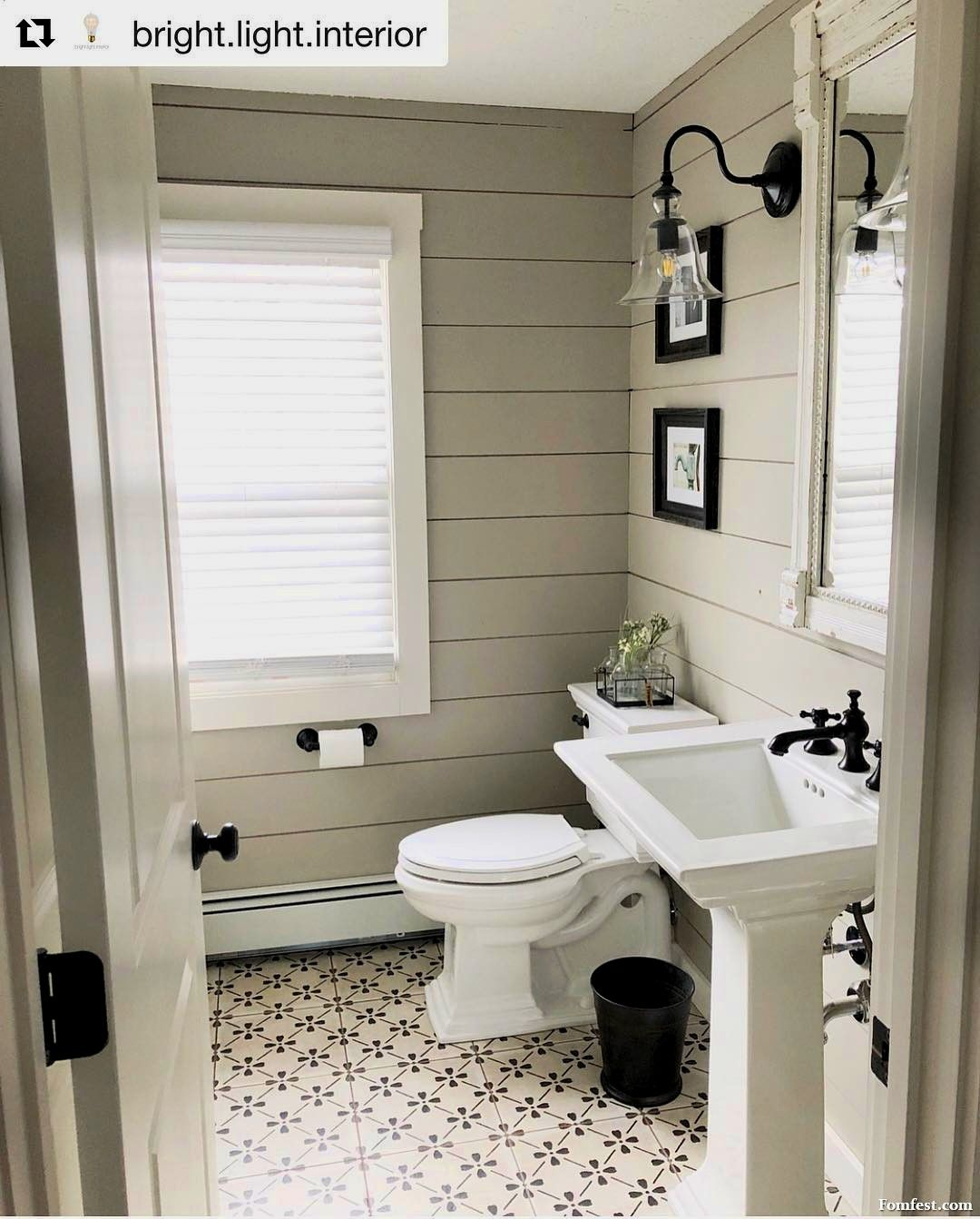 14+ tips for incorporating shiplap into your home | small bathroom remodel, bathrooms remodel