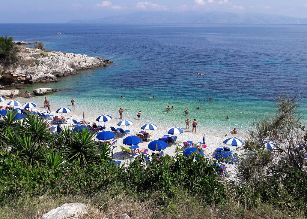 Bataria Beach (Kassiopi) - 2018 All You Need to Know Before You Go