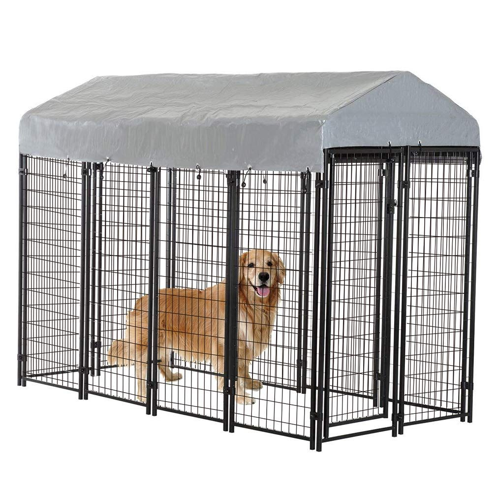 Bestpet Dog Crate Pet Kennel Cage Puppy Playpen Wire Animal Metal