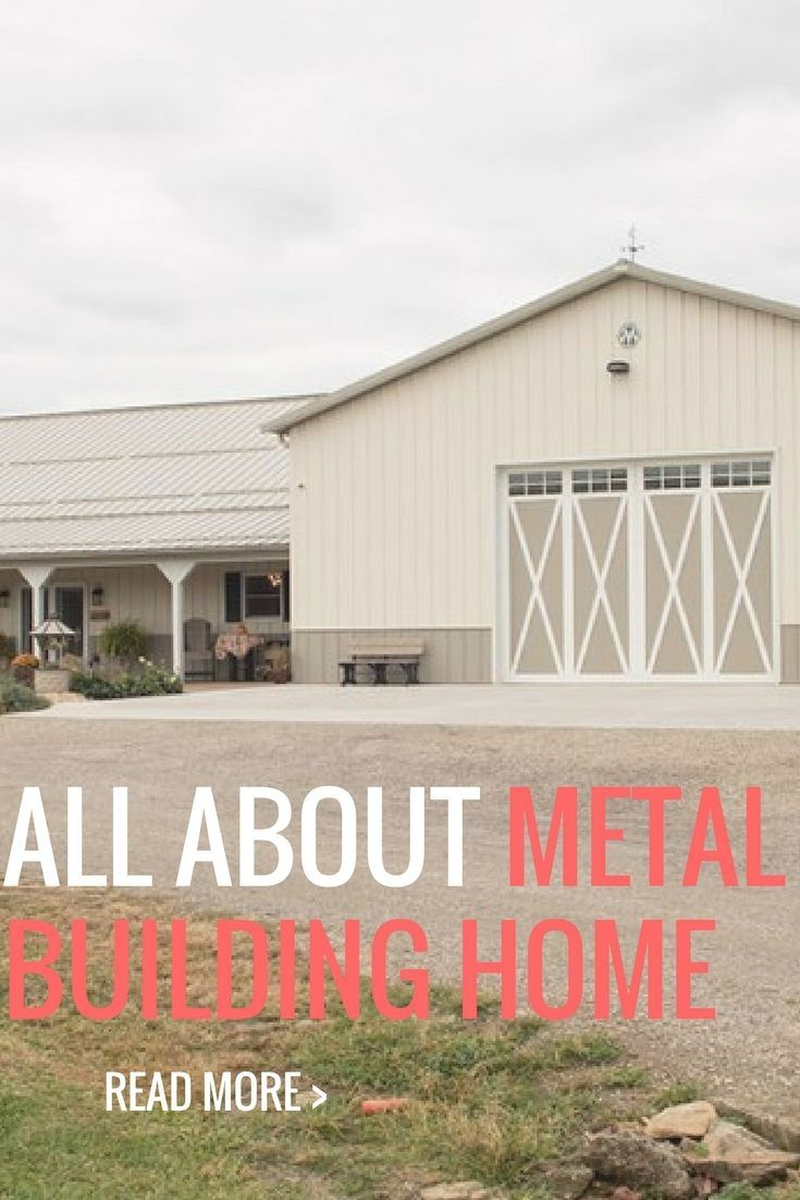 Metal Barn Homes - CLICK PIC for Various Metal Building Ideas ...