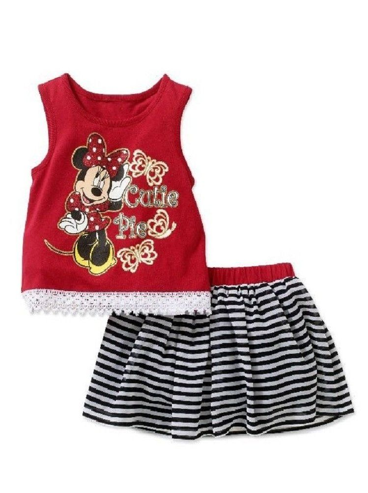 327c750c2 Toddler Girls Minnie Mouse
