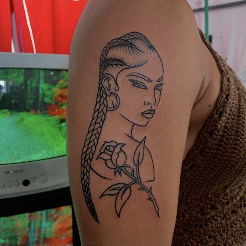 Coombs Tattoo - Semi-Permanent Tattoos by inkbox™