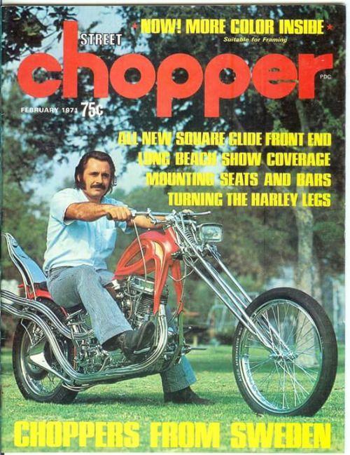 Pin By Brad Warning On Motorcycles Chopper Bike Magazine