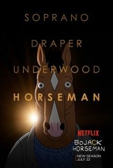 Bojack Horseman Todas As Temporadas Dublado Legendado Mega