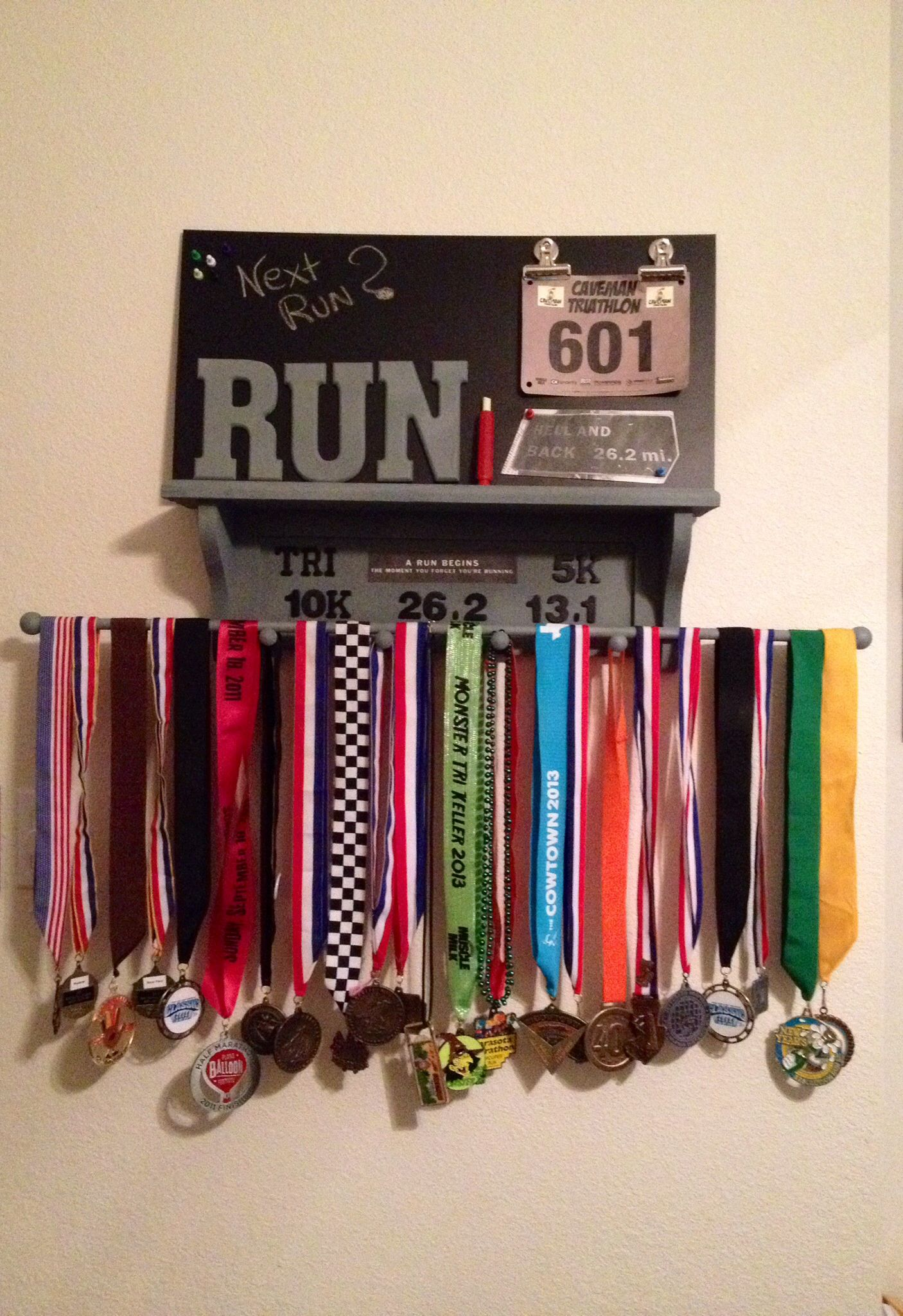 she medal hanger dsc day hack and ikea all shelf do fitness what racing does running friday race