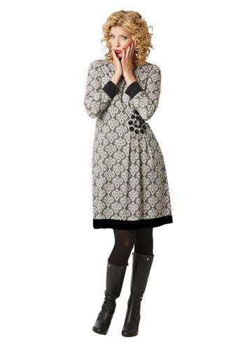 15b85057f49e Trouper Tina du Milde kjole   model poula Winterparty16 danish design dress