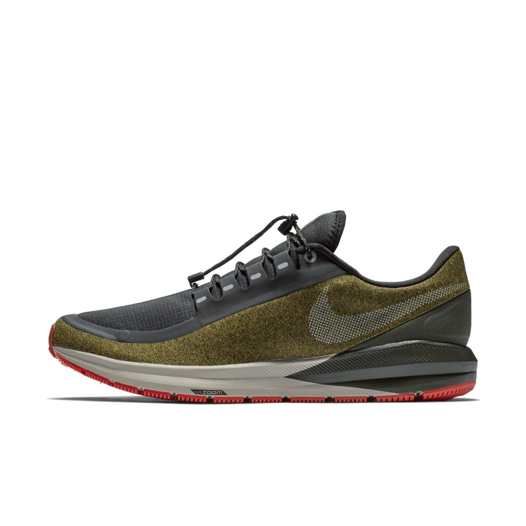 size 40 99d51 2022e Nike Air Zoom Structure 22 Shield Men's Running Shoe Size 14 ...