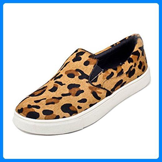 premium selection 8a5f3 9117c Gaorui , Damen Sneaker Low-Tops , mehrfarbig - leopard ...
