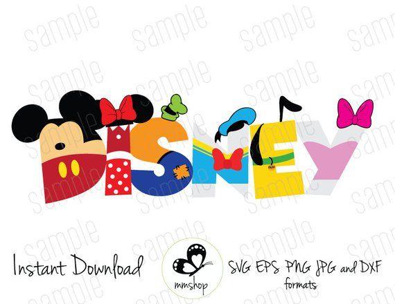 Disney Instant Download Svg Files Products Svg File