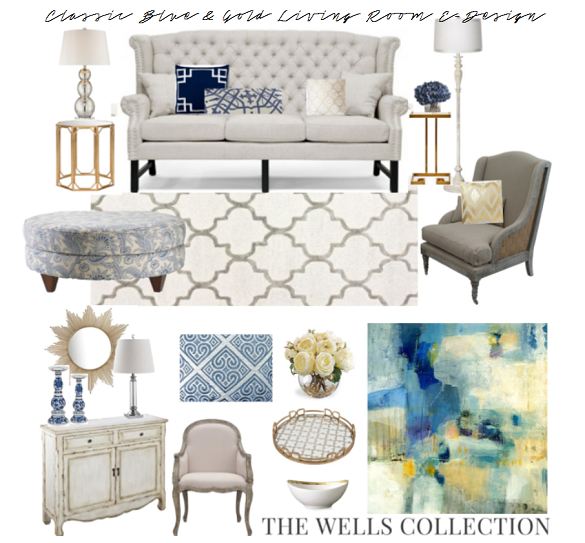 The Wells Collection Interior Design By Kelsey