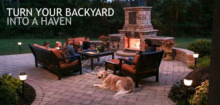 Mosquito Repellent Systems Outdoor Living Backyard