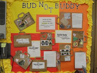 Bud Not Buddy Suitcase Project Love It Going To Have To Read