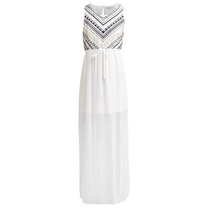 Wunderschönes #Kleid in #Weiß von Even&Odd. Wirf Dich in dieses bestickte Kleid und sorge für einen umwerfenden Strandhochzeits-Look. ♥ ab 44,95 €