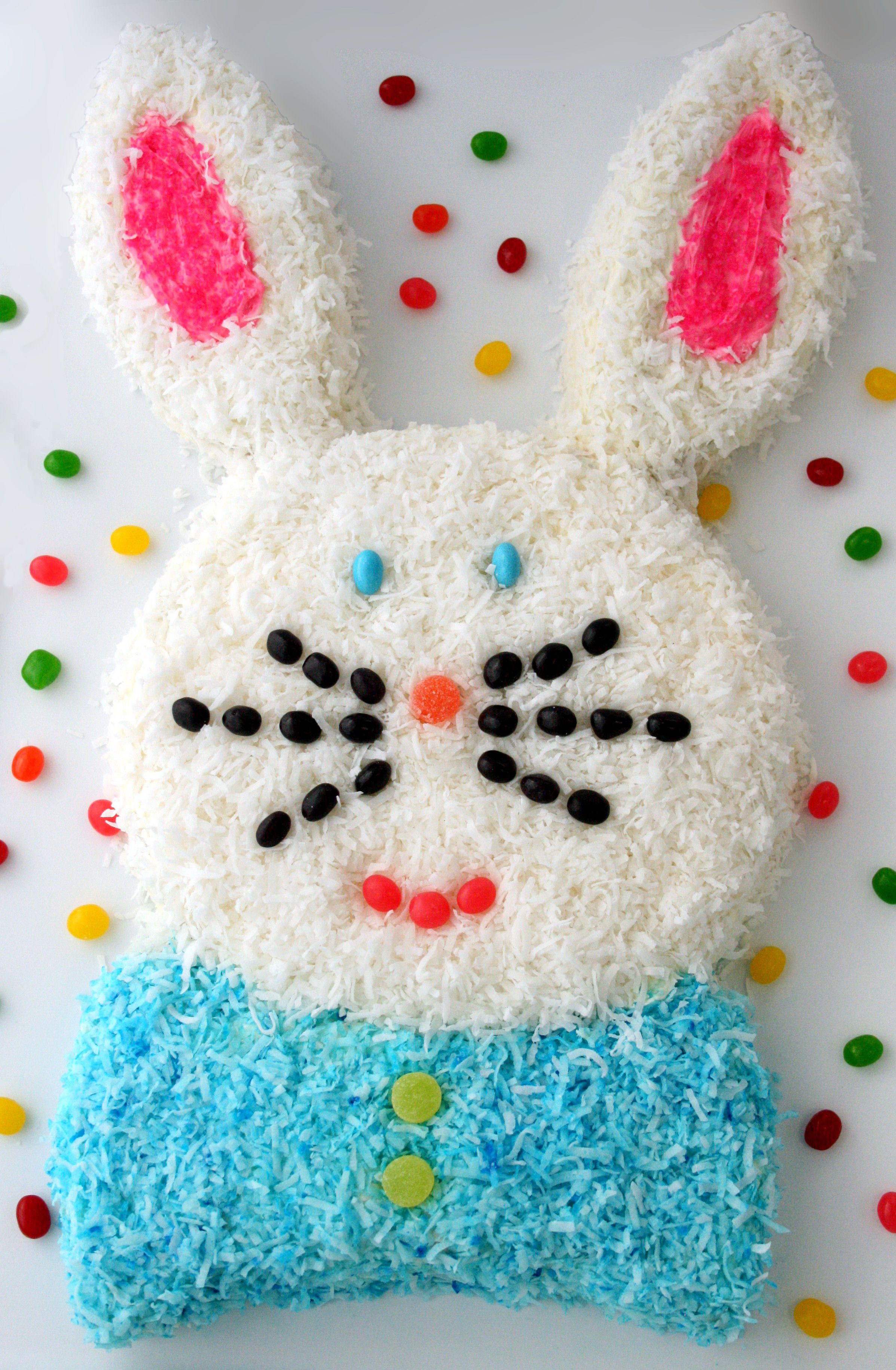 Bunny cake icing recipe