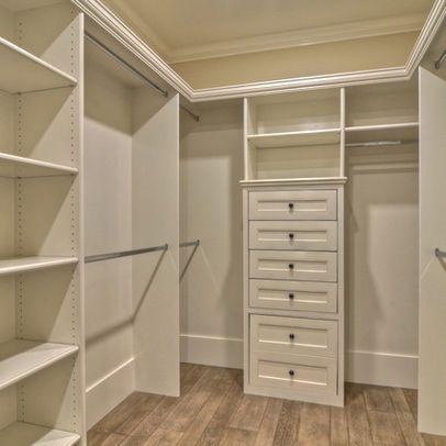 Small Master Closet Orange County Home Closets Design Ideas