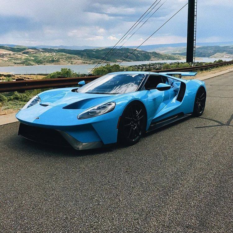 Ford Gt Ford Gt Ford Dream Cars