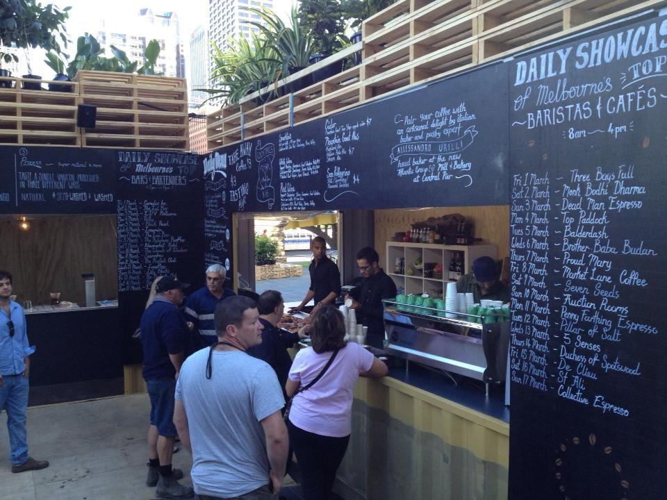 Urban Coffee Farm & Brew Bar  Melbourne Food & Wine Festival - BrewMethod