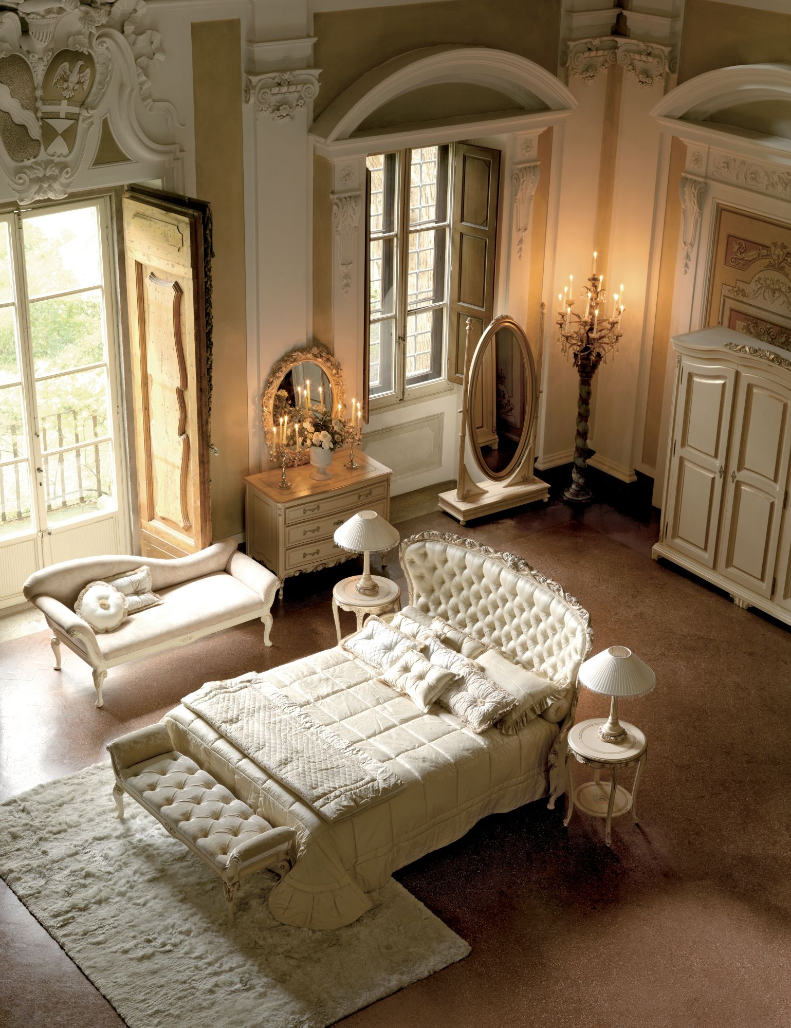 Provasi Living The Classic - Italian Furniture Design, Italian Living