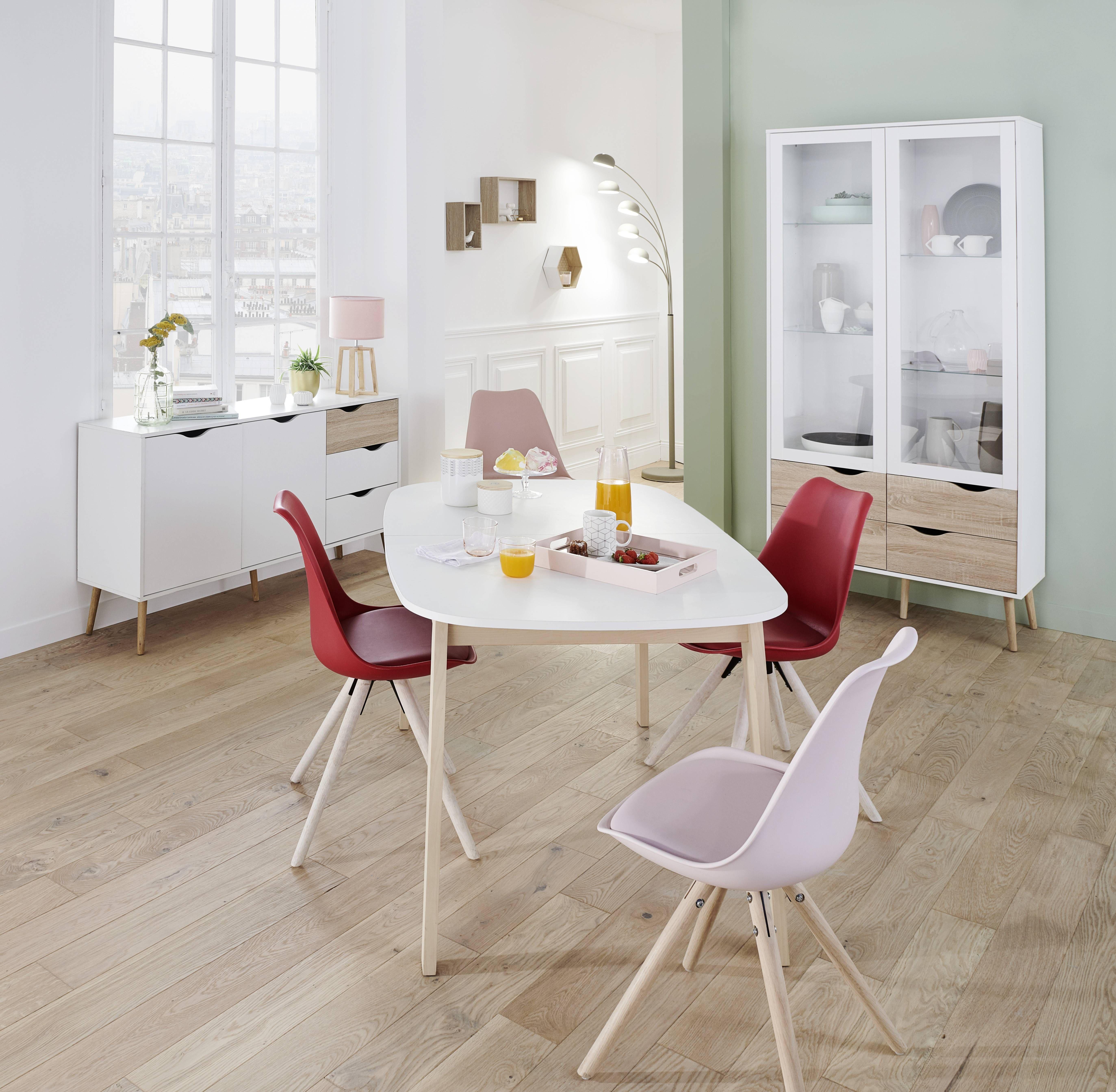 Passez Un Joli Noel Poudre Avec Le Sejour Oslo But Deco Maison Interieur Deco Maison Deco