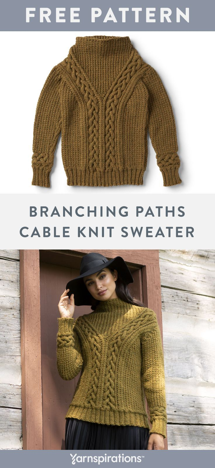 Free knit pattern in Patons Alpaca Blend yarn. Free ...