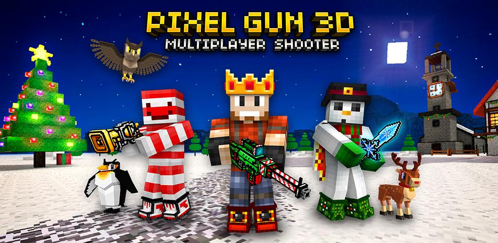 Pixel Gun 3d Kostenlos Spielen