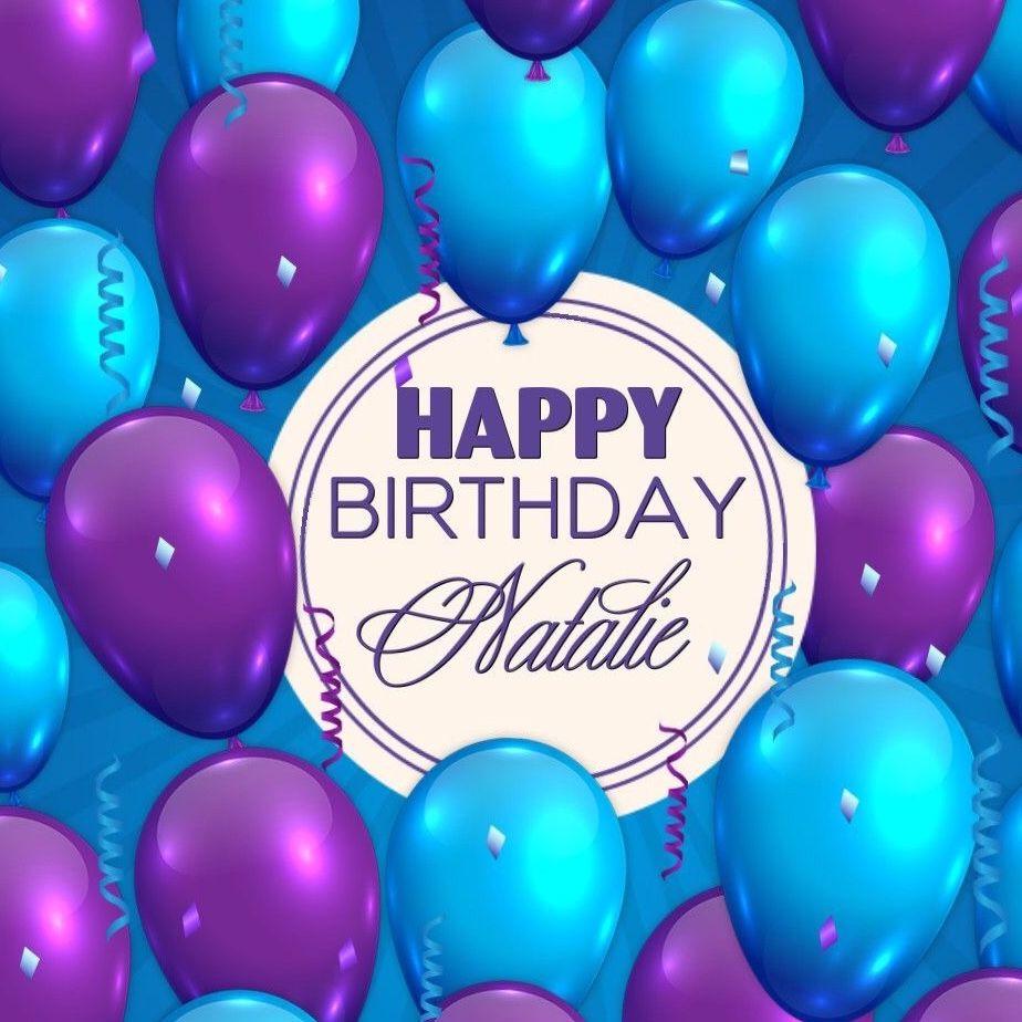 Pin by ~*Julie Batiz*~ on Birthday names  Happy birthday cards