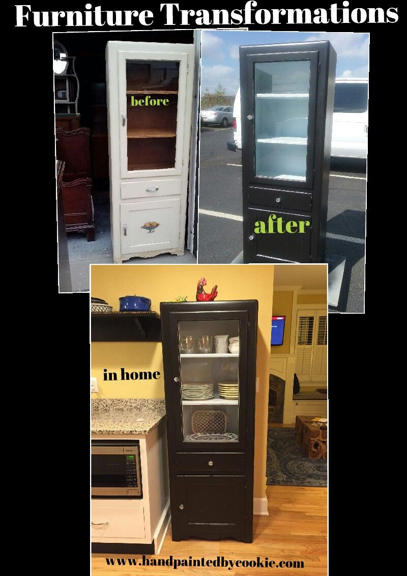 Kitchen pantry before and after before after of past projects