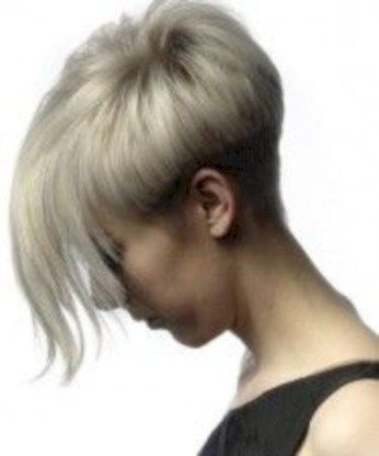 41 stylist back view short pixie haircut hairstyle ideas