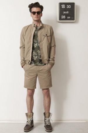 Look #16 Band Of Outsiders http://nowfashion.com