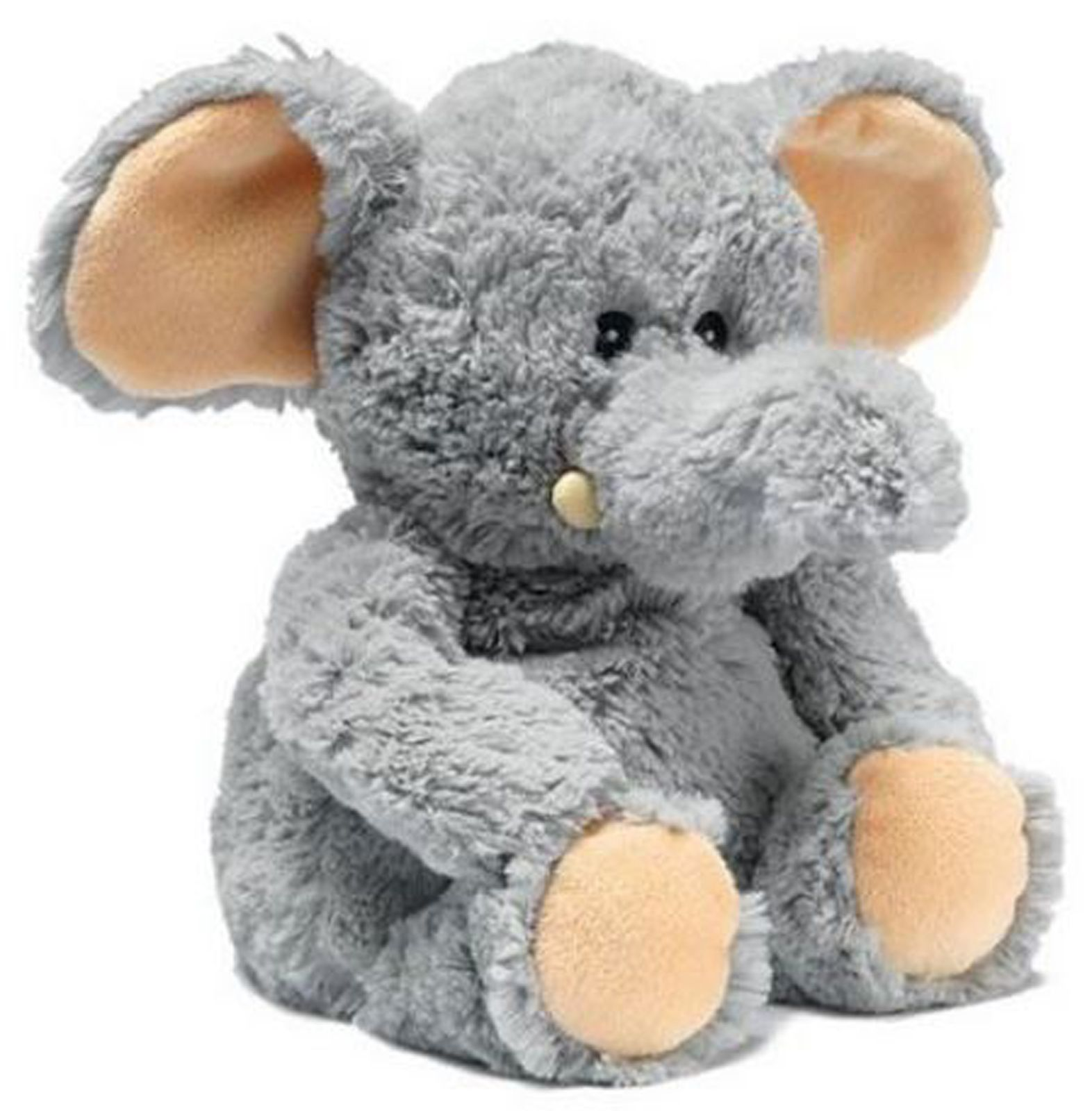 Cute Elephant Stuffed Animal Intelex Grey Elephant