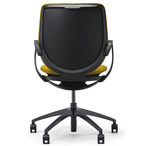 high quality new model fabric back office chairs staff swivel