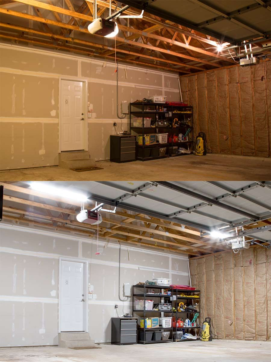 Garage Shed Led Lighting Super Bright Leds Garage Lighting
