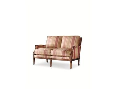 Century Furniture Living Room Florida Settee 44-218 at Woodbridge Interiors at Woodbridge Interiors in San Diego, CA