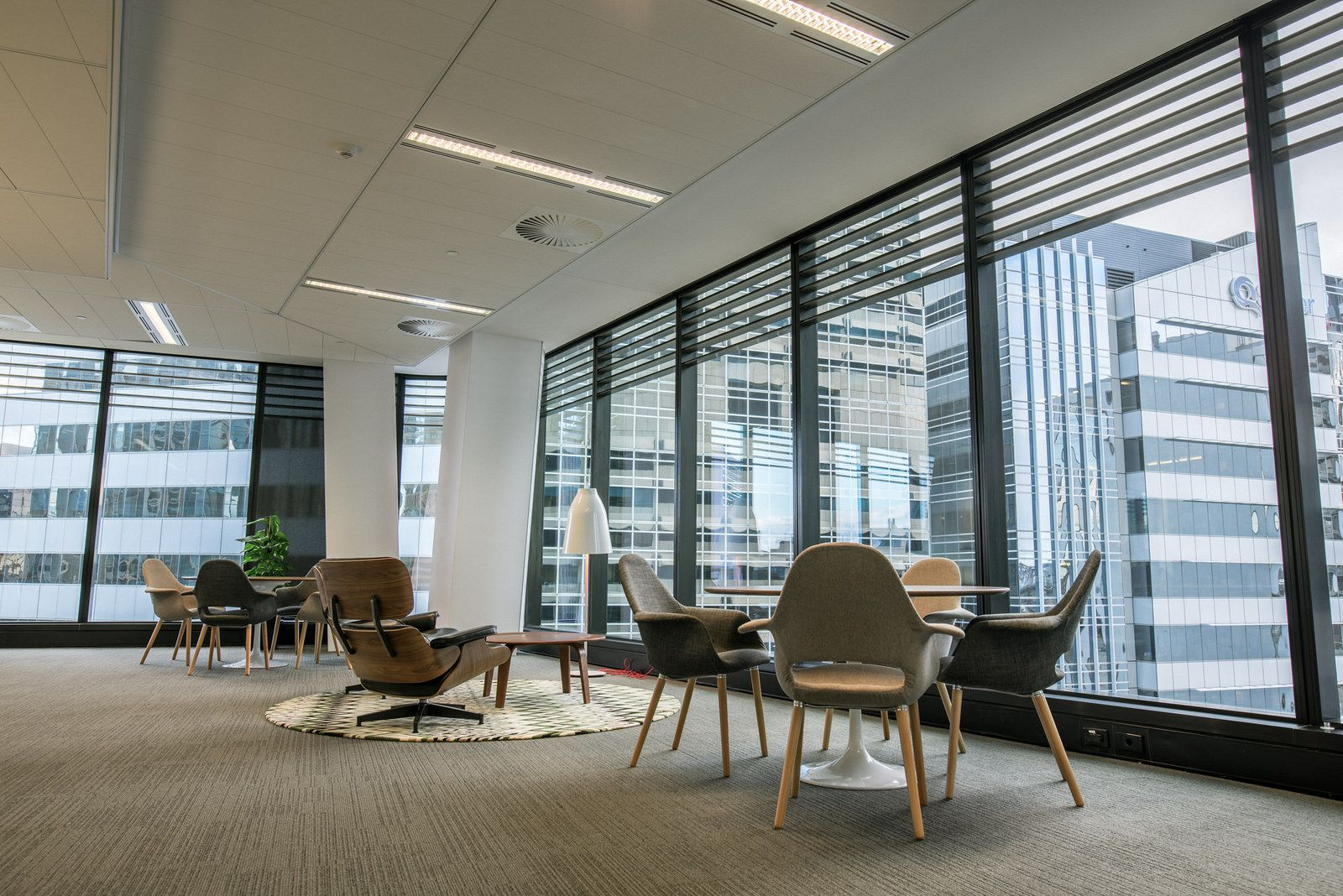 Custom Office Hire Fit Out in Brisbane by Valiant Hire ...