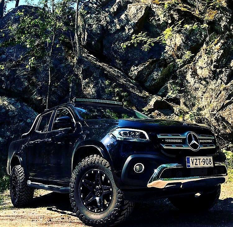 "Mercedes-Benz Maybach Fans On LinkedIn: ""X-Class Luxury"