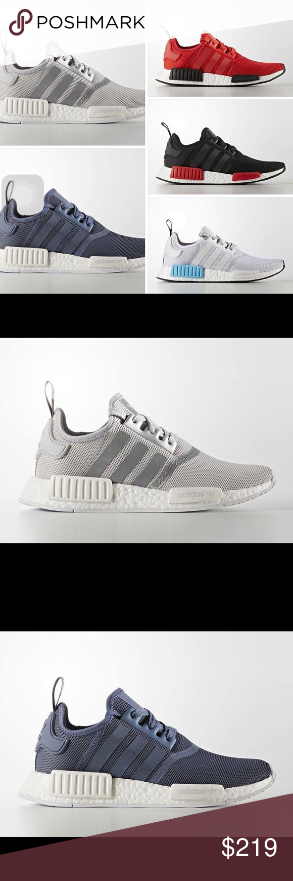 EARLY RELEASE OF ADIDAS NMD R1 | Adidas