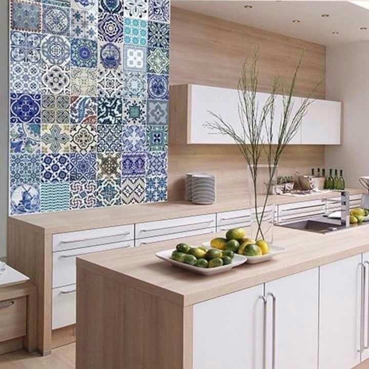 Kitchen Art Llc: Pin By Windows To The Walls Interiors, LLC. On Tile